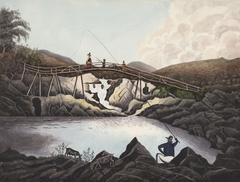 A Bridge over the Rhydol