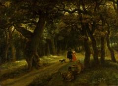 A Wooded Walk