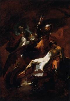 Abraham Sacrifying Isaac