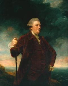 Admiral Viscount Keppel