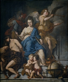 Allegory of the Treaty of Ryswick, 1697