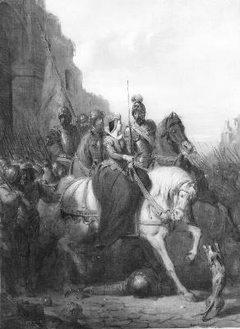 Anno 1604. De intocht van Albert en Isabella te Oostende