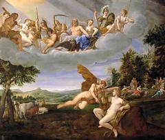 Apollo and Hermes