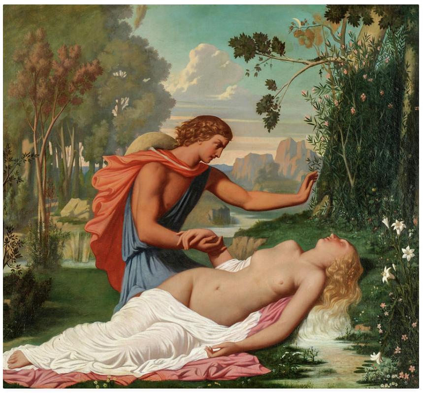 Arethusa and Alpheus
