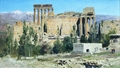 Baalbek: Ruins of the Temple of Jupiter and the Temple of the Sun