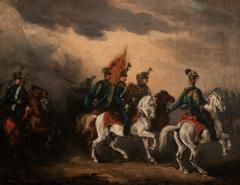 Blue Hussars