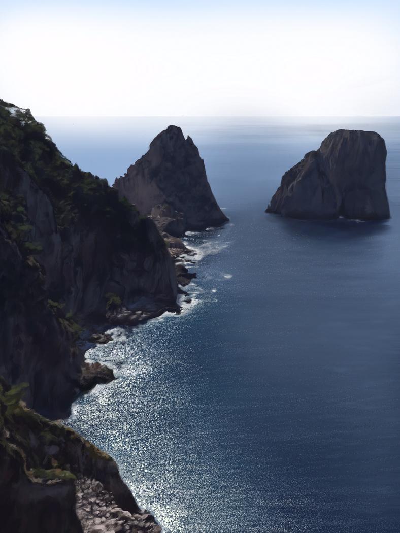 design distintivo comprare bene godere di un prezzo economico Capri