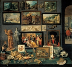 Chamber of Art and Curiosities