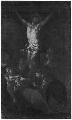 Christus am Kreuz (Schule)