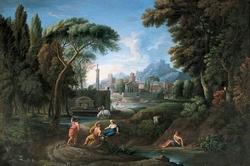 Classical Italian Landscape