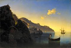 Coast of Amalfi.