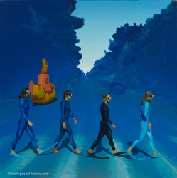 COME TOGETHER BY ABBEY ROAD
