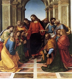 Communion of the Apostles (Signorelli)