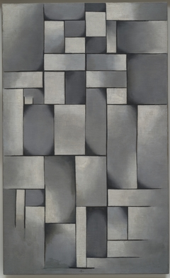 Composition in Gray (Rag-time)