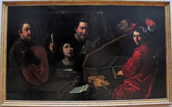 Concert of Musicians and Singers