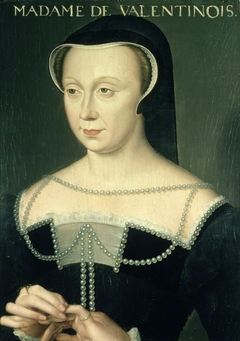 Diane de Poitiers (1499-1566), Duchess of Valentinois