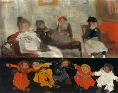 Dolls by Witold Wojtkiewicz