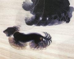 Dynamism of a Dog on a Leash