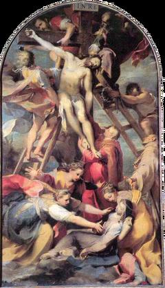 El Descendimiento de la Cruz (Federico Barocci, Perugia)