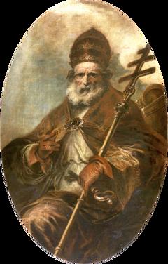 El papa San León I Magno