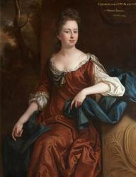 Elizabeth Kirkley, Lady Blackett (d.1674) but probably Mary Yorke, 2nd Wife of Edward Blackett, 2nd Bt