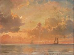 Evening at Sea.
