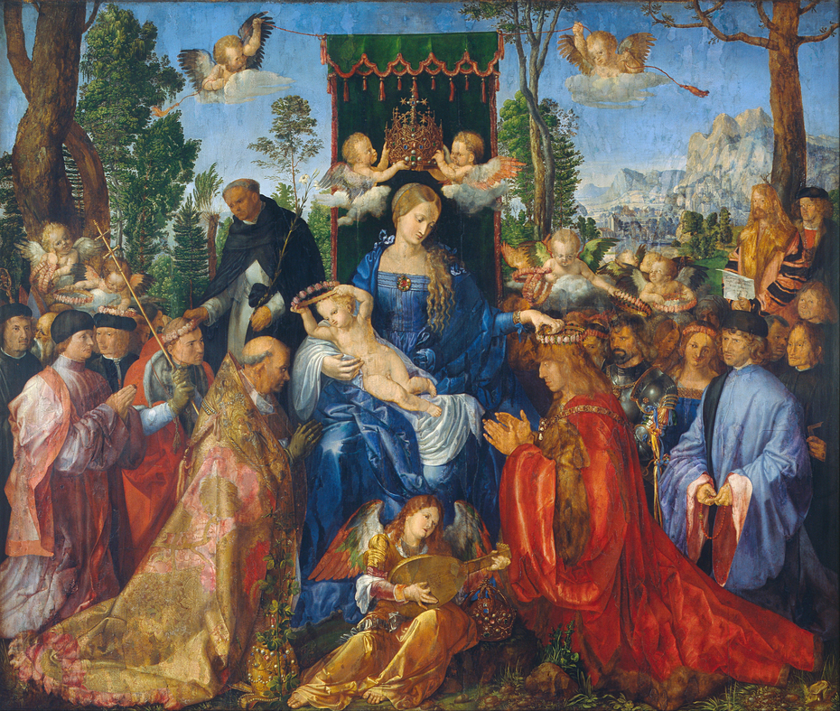 Feast of the Rosary