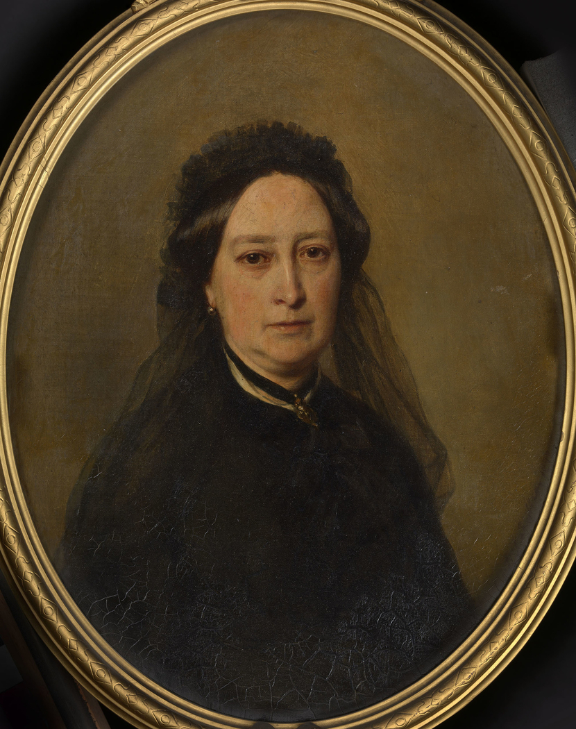 Feodora, Princess of Hohenlohe-Langenburg (1807-72)