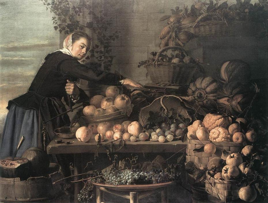 Fruit and Vegetable Seller