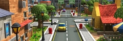 Game Assets – Street / Road Design Moscow