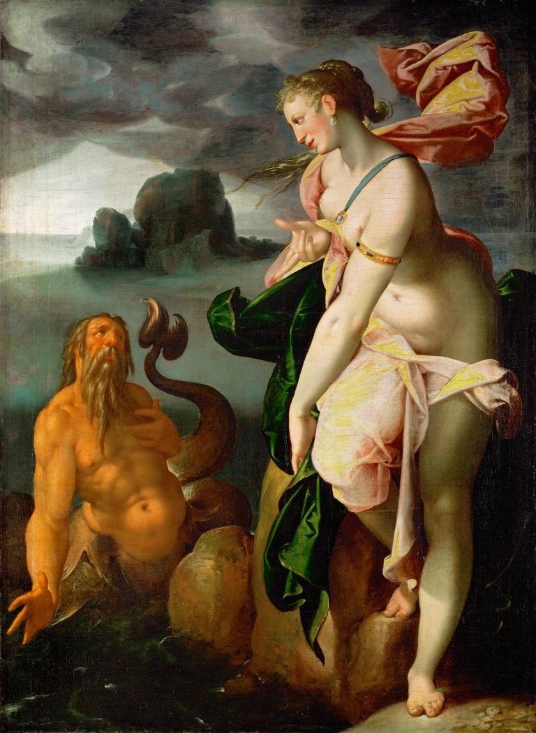 Glaucus und Scylla
