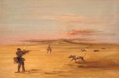 Grouse Shooting on the Missouri Prairies