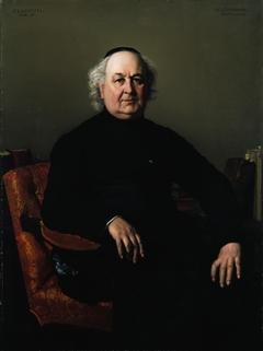 Jean Louis Gabriel, Rector of Saint Merri
