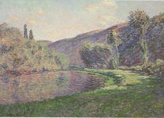 Jeufosse, the Effect in the Late Afternoon