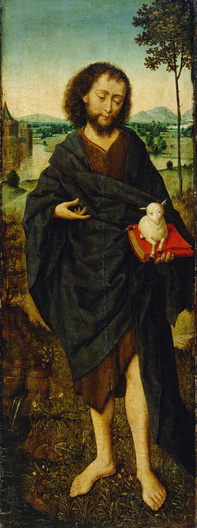 Johannes d. Täufer