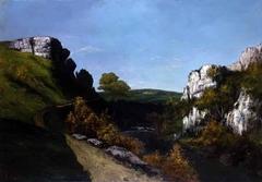 Landscape Near Ornans