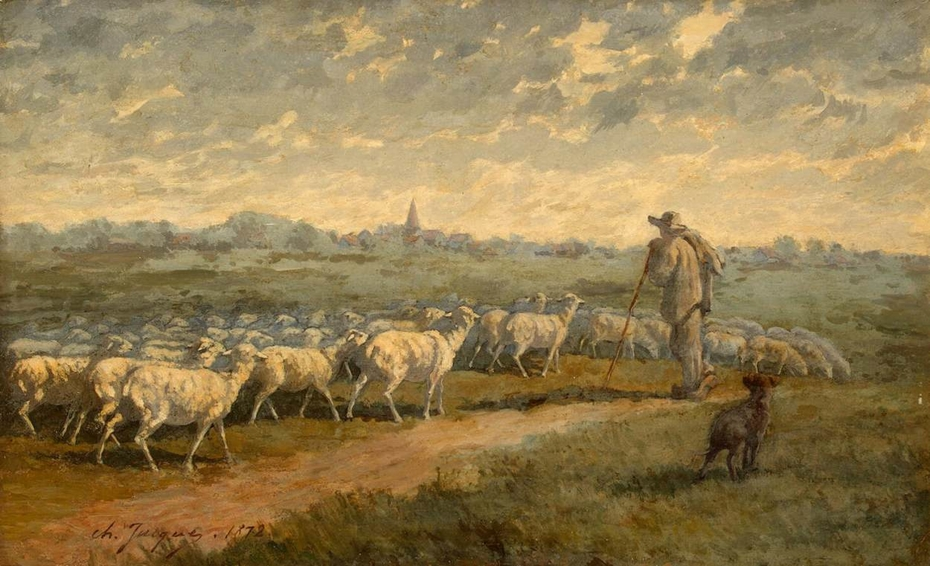 Landscape with a Herd
