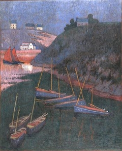 Le port de Brigneau