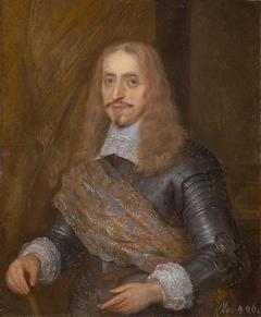 Leopold Wilhelm, geboren 1614, Bischof v. Passau u. Straßburg 1625, v. Halberstadt 1628, v. Olmütz 1637, v. Breslau 1655, Hoch- und Deutschmeister 1642, Statthalter d. Niederlande 1646-56, gestorben 1