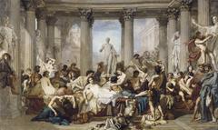 Les Romains de la décadence