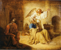 Liberation of St. Peter from prison