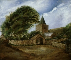 Llanbadarn Fawr Church