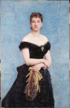 Madame Louis Singer