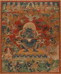 Mahakala Panjarnata (Lord of the Pavilion)