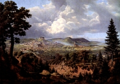 Marburg, View from Southeast