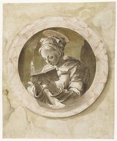 Maria Magdalena of de heilige Agatha