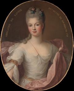 Marie Adélaïde de Savoie (1685–1712), Duchesse de Bourgogne