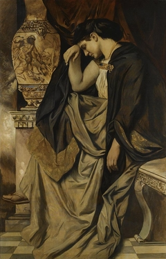 Medea an der Urne