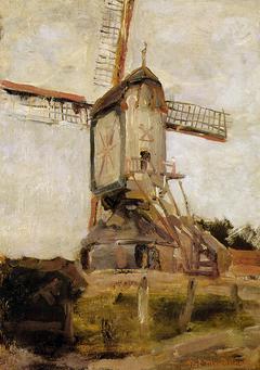 Mill at Heeswijk