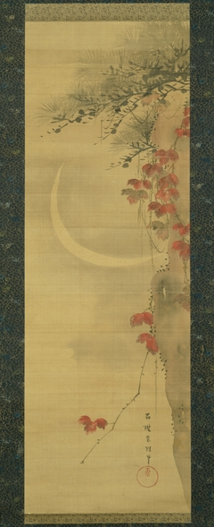 Moon, Pine and Maple